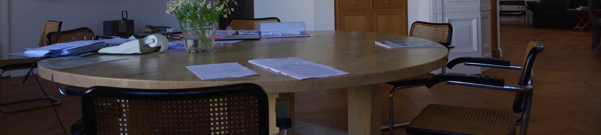 Tischlerei Cramer Tisch
